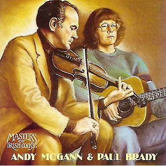 McGann/Brady - importación de los E.e.u.u. de la música tradicional de Irlanda [CD]
