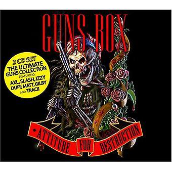 Guns N' Roses Tribute - Guns Box [CD] USA import