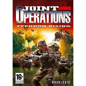 Join Operations: Typhoon Rising (PC CD) (brugt)
