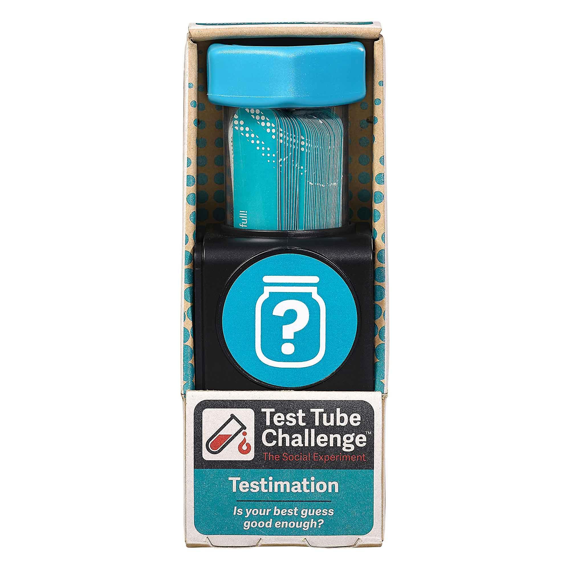 Testimation Booster Pack - Ridleys Test Tube Challenge