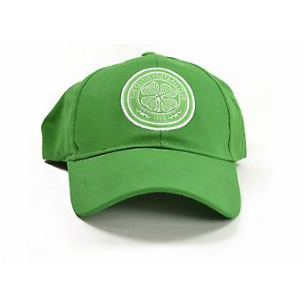 Celtic FC Official Football Crest Baseball Cap
