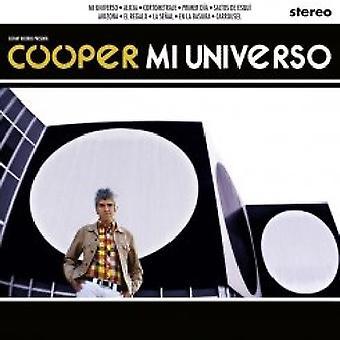 Cooper - MI Universo [CD] USA import
