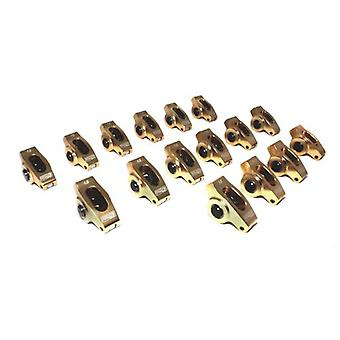 Competition Cams 19001-16 Ultra-Gold Aluminum Roller 1.5 Ratio, 3/8