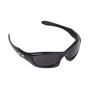 Monster Dog Replacement Lenses Black & Hi Intensity Yellow by SEEK fits OAKLEY