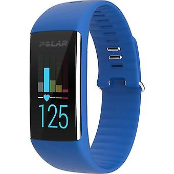 Fitness tracker with integrated hear rate monitor Polar A360 Blau Size (XS - X