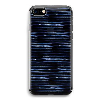 iPhone 7 transparente Fall (weich) - überraschend-Linien
