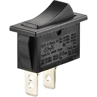 Toggle switch 250 V AC 10 A 1 x Off/On SCI R13-91A