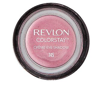 Revlon Colorstay Creme Eye Shadow 24h Cherry Blossom Womens New