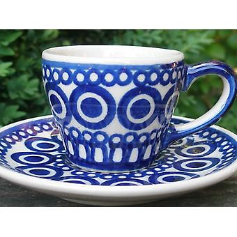 Mocha/espresso Cup and saucer tradition 52 BSN 60903
