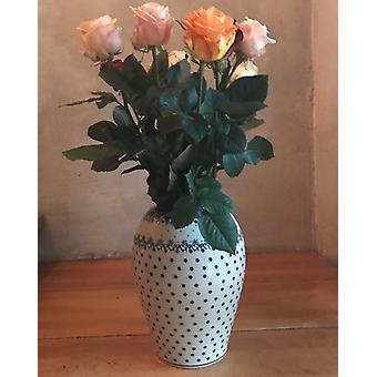 Gulv vase 32 cm højde, Fleur delikat, BSN Jørgensen-4229