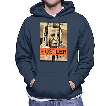 Sean Connery Hustler Poster Effect Men's Hooded Sweatshirt