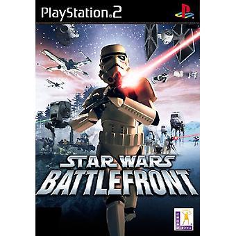 Star Wars Battlefront (PS2)