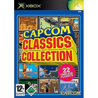 Capcom Classic Collection (Xbox)