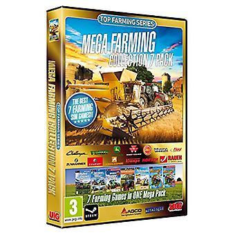 Mega Sammlung 7 Pack (PC-CD) Landwirtschaft