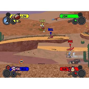 Wacky Races Crash  Dash (Wii)
