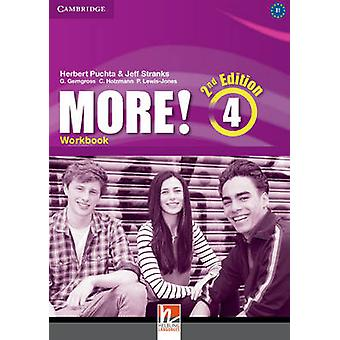 More Level 4 Workbook by Herbert Puchta & Jeff Stranks & Gunter Gerngross & Christian Holzmann