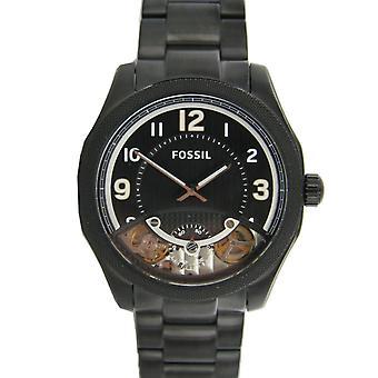 Fossil men's watch wristwatch twist black ME1151