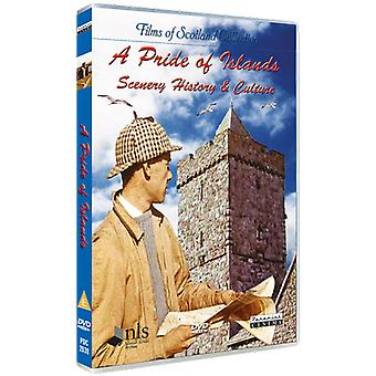 A Pride of Islands DVD