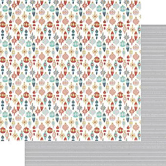 Holiday Hustle Double-Sided Cardstock 12