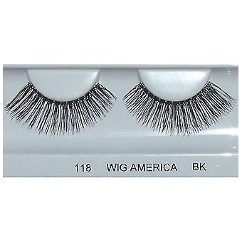 Wig America Premium False Eyelashes wig481, 5 Pairs