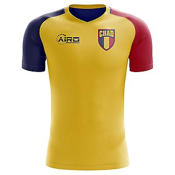 2018-2019 Chad Home Concept Football Shirt