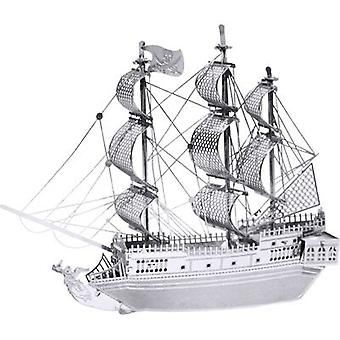 Model kit Metal Earth Schiff Black Pearl