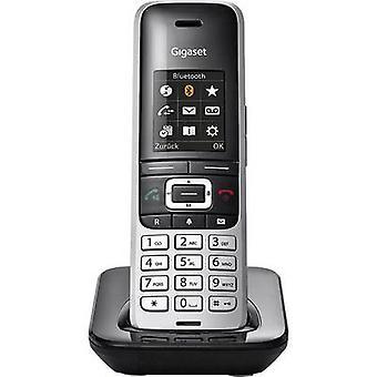 DECT handset Gigaset S850 HX Platinum, Black