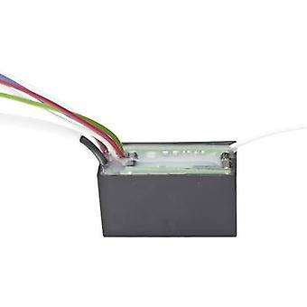 LED dimmer Barthelme CHROMFLEX III RC Mini Stripe Master 868.3 MHz 20 m 39 mm 21 mm 20 mm
