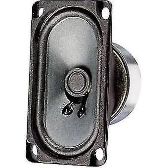 3  7.62 cm Wideband speaker chassis Visaton SC 5.9 ND