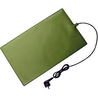 AccuLux ThermoLux 461265 Heat mat (L x W x H) 17 x 17 x 0.4 cm Green