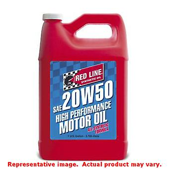 Red Line Synthetic Motor Oil 12505 Fits:UNIVERSAL 0 - 0 NON APPLICATION SPECIFI