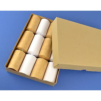 Basic reciclado Kraft A4 caja y tapa - ideal para galletas caseras