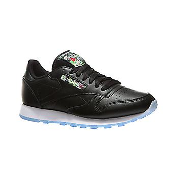 Reebok classic leather SF mens real leather sneaker black