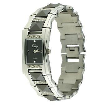 Saphir Ladies Ceramic Watch 600059A-1 - Huge Reduction On RRP