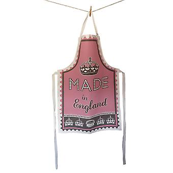 Pink Made in England Apron