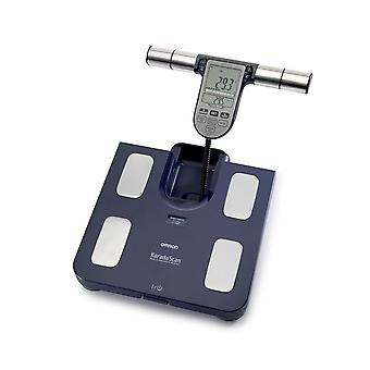 Omron BF511 dunkel blau HBF-511BE Familie Body Composition Monitor