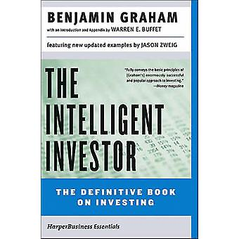 The Intelligent Investor (Revised edition) by Benjamin Graham - 97800