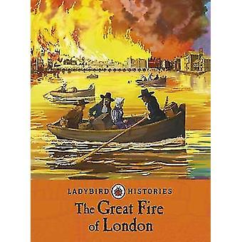 Lieveheersbeestje Histories - de grote brand van Londen door Chris Bakker - 9780241