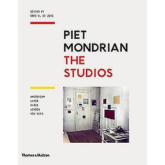 Piet Mondriaan - de Studios - Amsterdam - Laren - Parijs - Londen - nieuwe