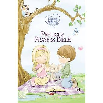 NKJV Precious Moments Precious Prayers Bible by Thomas Nelson - 97807