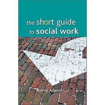 La pequeña guía de trabajo Social por Robert Adams - libro 9781847422873