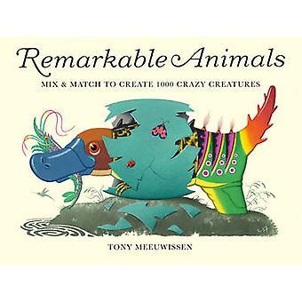 Märkliga djur av Tony Meeuwissen - Tony Meeuwissen - 97818478063