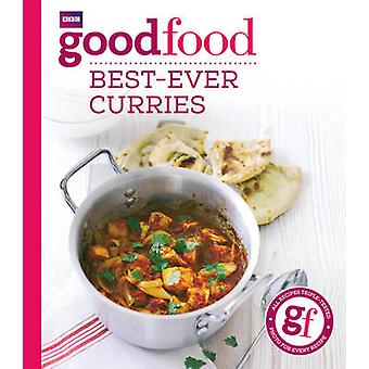 Good Food - Best-Ever Curries by Sarah Cook - 9781849908672 Book