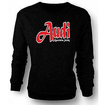 Sweatshirt Audi Appreciation Society