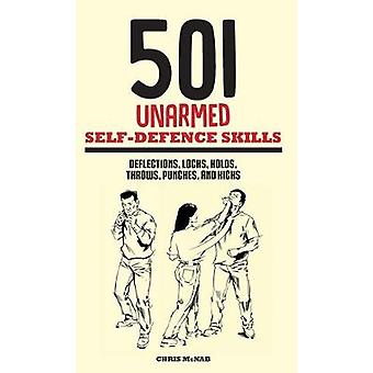 501 non armés d'autodéfense compétences - détournements - serrures - cales - jette