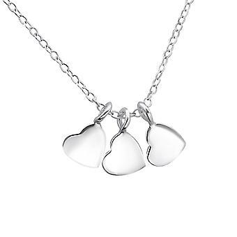 Cuori - 925 Sterling Silver pianura collane - W17048X