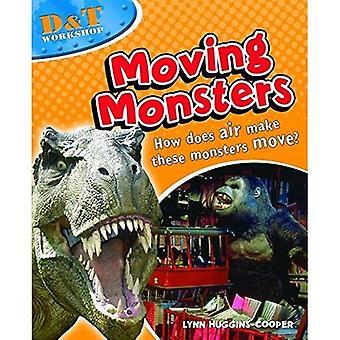 Rörliga monster (D & T Workshop)