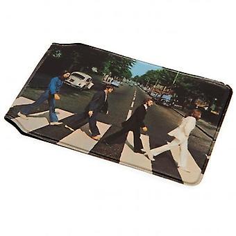 El titular de la tarjeta de Beatles