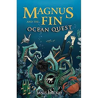 Magnus Finn och Ocean Quest