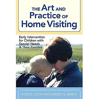 De kunst en praktijk van Home bezoeken: vroege interventie voor kinderen met speciale behoeften en hun gezinnen